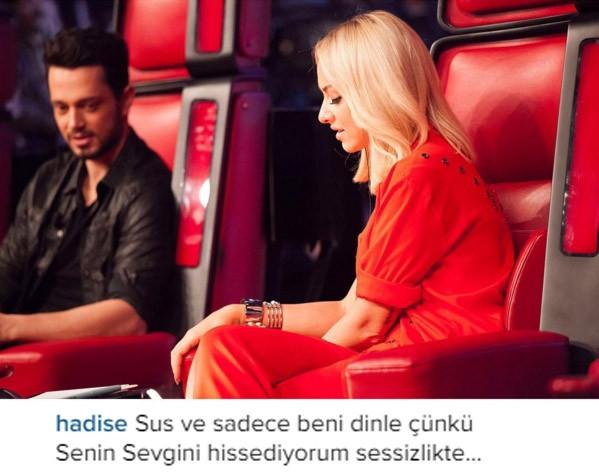 Murat Boz'un gerçek aşkı Hadise mi ?