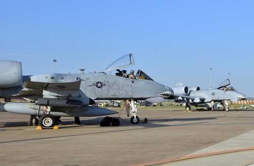 F-16'ların yerine geldiler!
