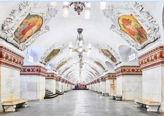 Avrupa'nın metroları büyülüyor