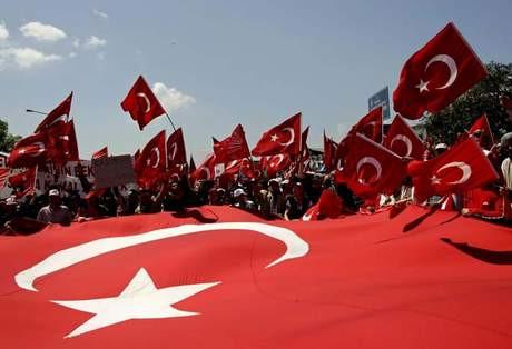 İstanbulda Cumhuriyet Mitingi, Çağlayan Demokrasi