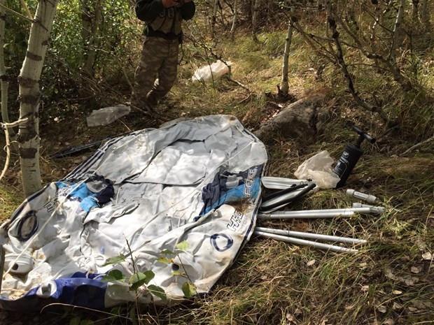 Bingöl'de PKK'ya ait 4 odalı sığınak bulundu