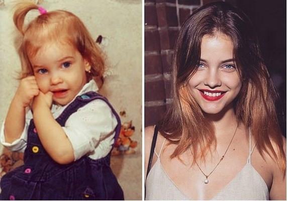 Güzellikleri çocuk yaşta zaten belli olmuş