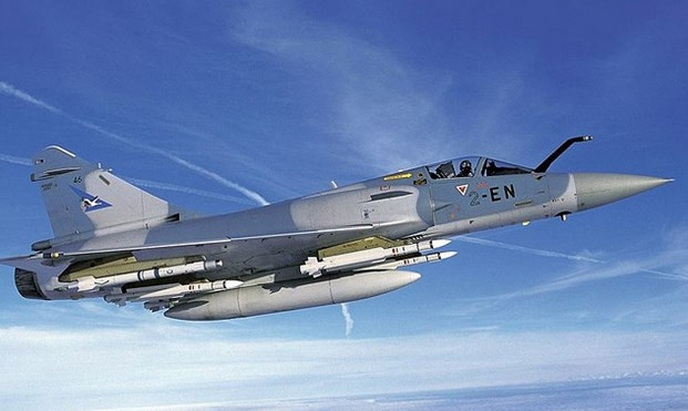 Yunanistan Hava Kuvvetlerinde hangi uçaklar var?