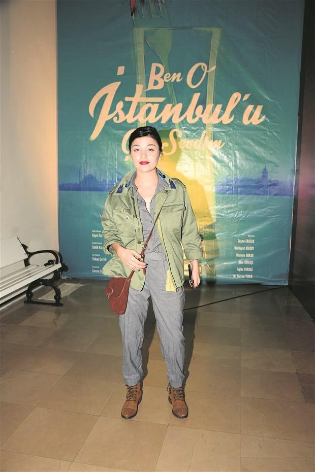 'Ben O İstanbul'u Çok Sevdim'