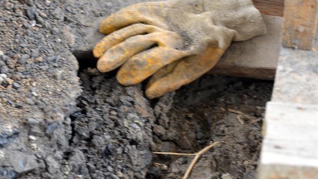 Ermenek'teki madende facianın izleri ilk günkü gibi