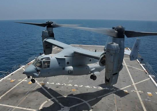 Hem helikopter hem uçak