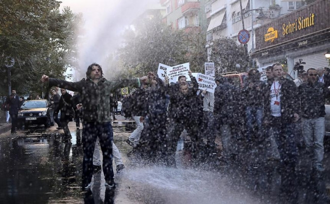 İpek Medya'da yaşanan olaylı gün tarihe böyle geçti