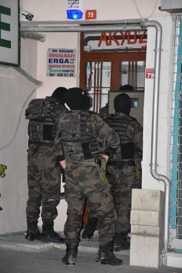 Bağcılar'da 'terör' operasyonu