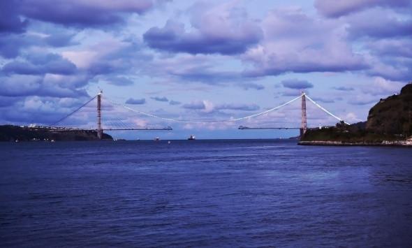 İşte 3.köprünün son durumu