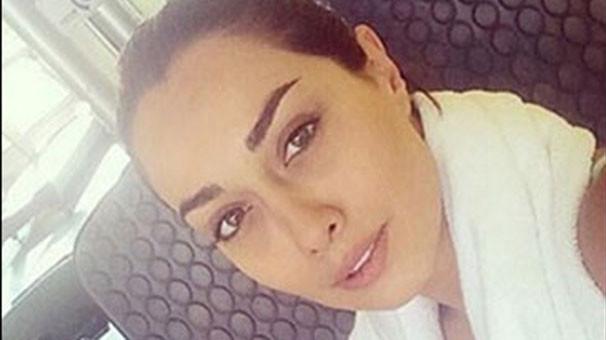 İranlı model bu fotoğrafları paylaşınca