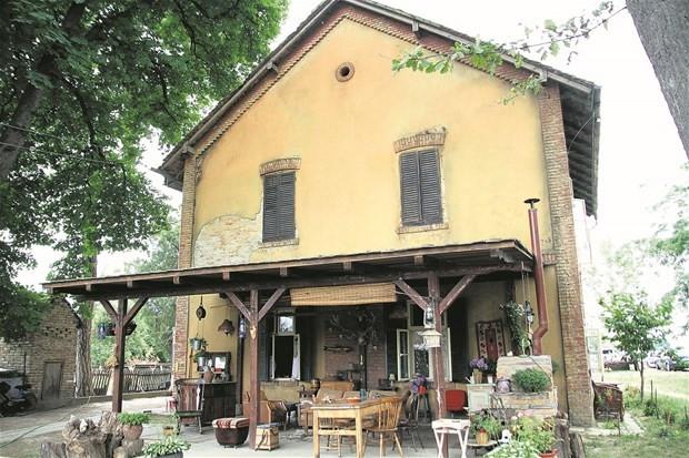 Meryem Uzerli ve Ozan Güven'in aşk evi