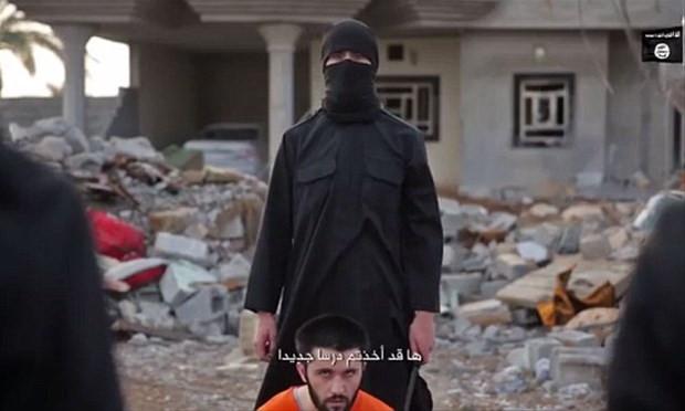 Teröristler Obama'ya seslendi: 4 Peşmerge'nin kafası kesildi!