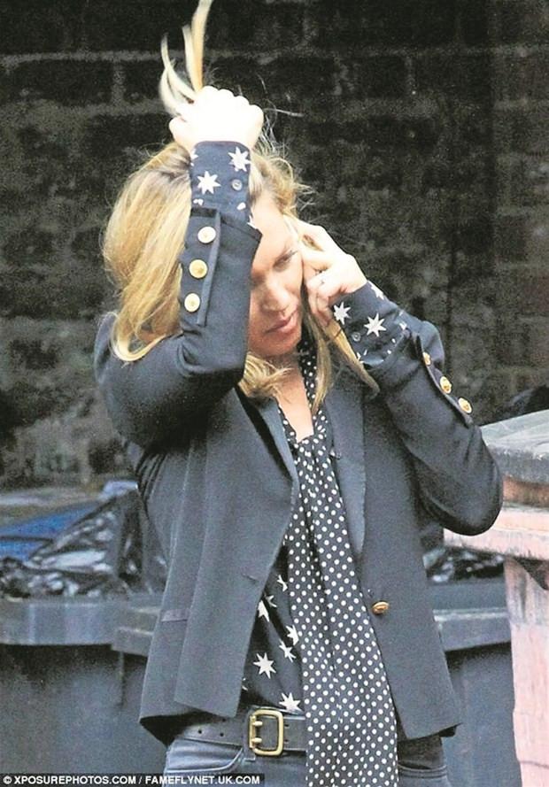 Kate Moss'tan detoks kaçamağı