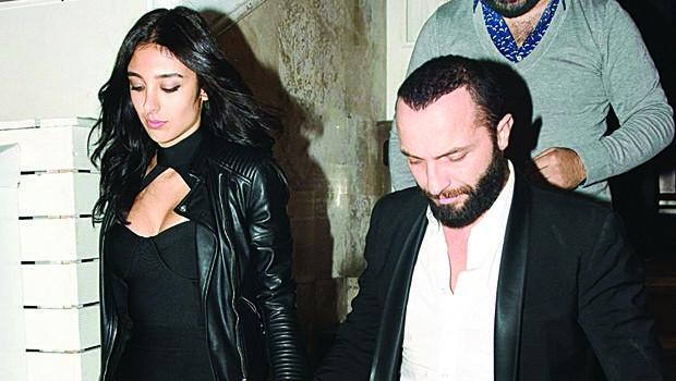 Şarkıcı Berkay'ın sevgilisi Özlem Katipoğlu 23'üncü yaşını kutladı