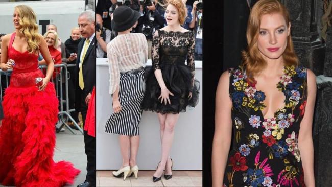 Hollywood'un en güzel giyinen ünlüleri