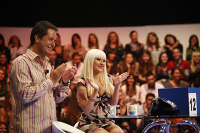 Christina Aguileraya yoğun ilgi