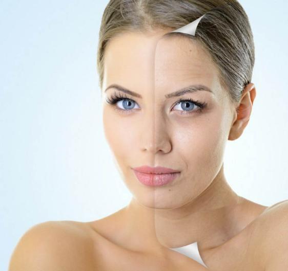Kadınlar da yüzlerini traş edebilir