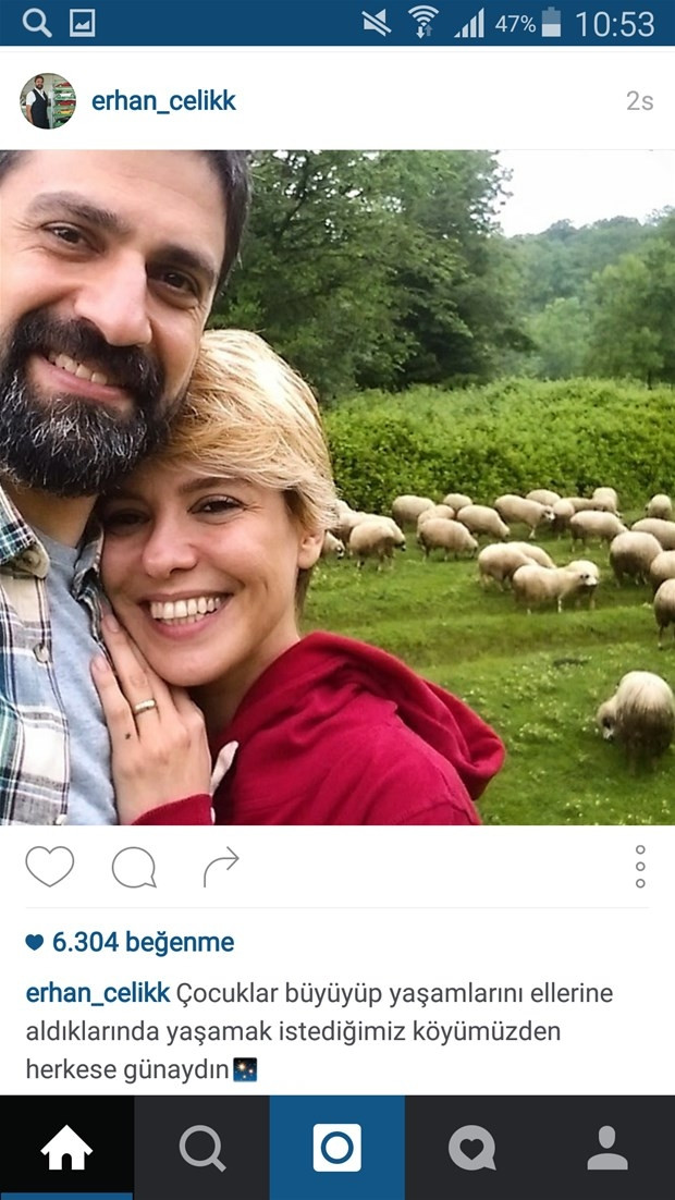 Erhan Çelik kız çocuğu istiyor