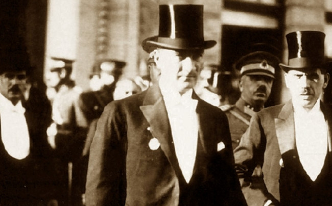 Dünyanın Atatürk'le ilgili söylediği sözler