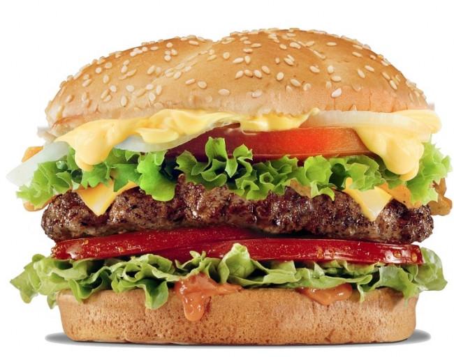 Hamburger yedikten sonra vücudunuzda neler oluyor