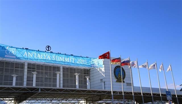 G20 zirvesi için hazırlıklar sürüyor