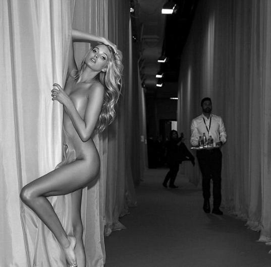 Victoria's Secret kulisinden