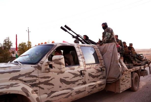Peşmergeden IŞİD'e ağır darbe