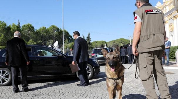 Suudi Kralı Salman'ın veliaht prensi G-20 için Antalya'da