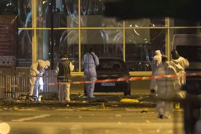Paris'i kana bulayan terör saldırıları