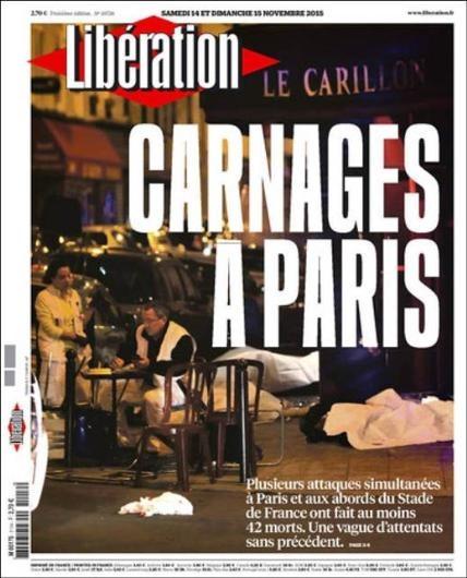 Fransa basını saldırıyı nasıl gördü