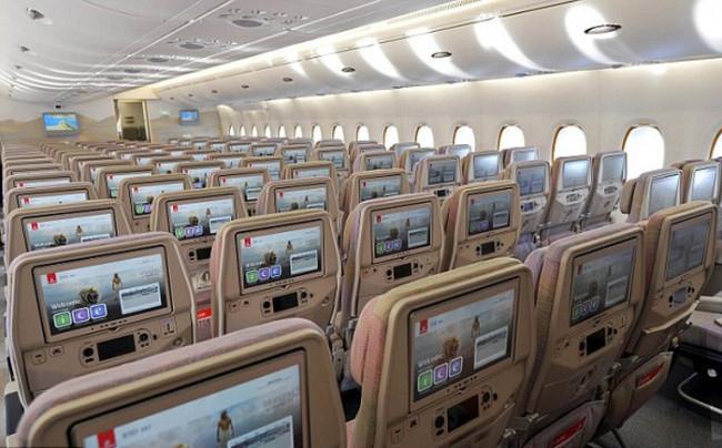 615 yolculu uçak