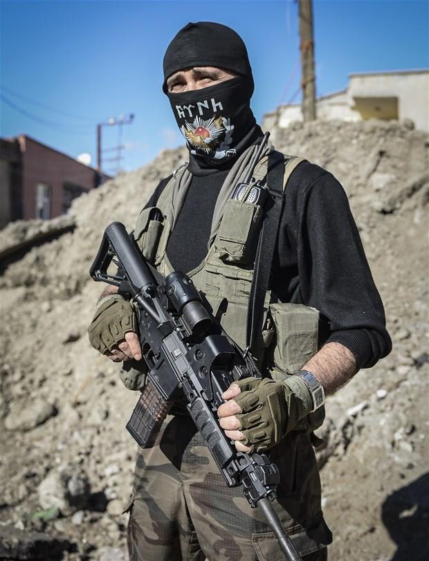 Silvan'daki terör operasyonunda büyük başarı