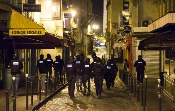 Fransa saldırısında kan donduran kareler