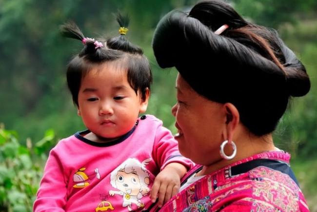 Kadınların saçlarını kesmediği köy