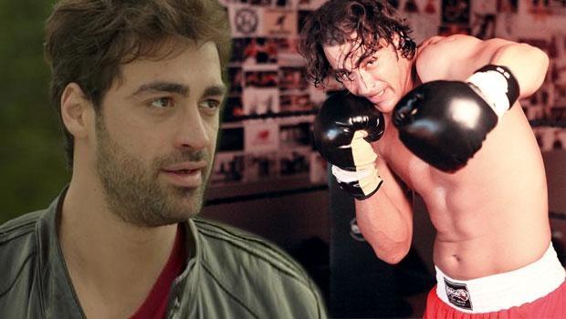 Sarp Levendoğlu rolü için 15 kilo verdi