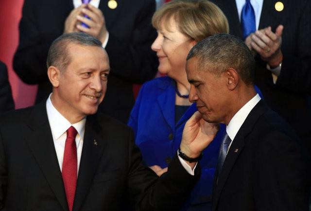 G20 Zirvesi'nden çarpıcı kareler