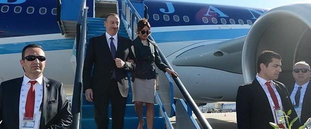 Putin G-20 için Antalya'da