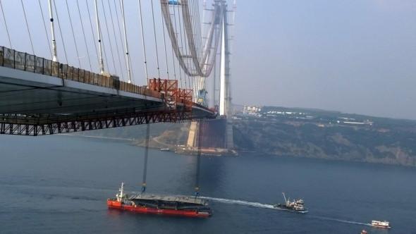3.Boğaz köprüsünde son durum nasıl?