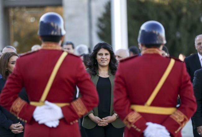 Meclis'in açılışında renkli görüntüler