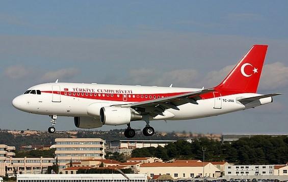 TC-ANA uçağının özellikleri