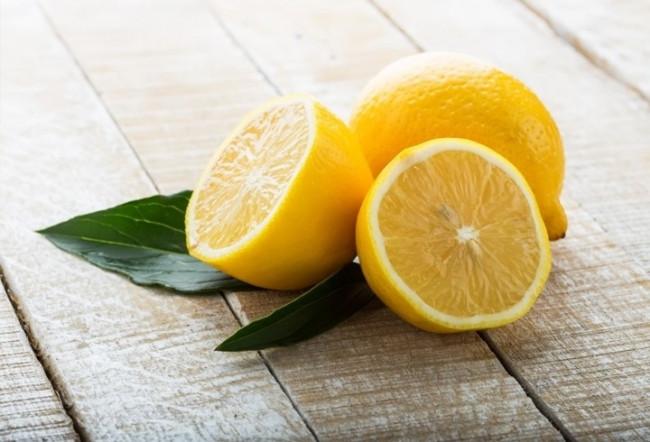 Donmuş limon mucizesi