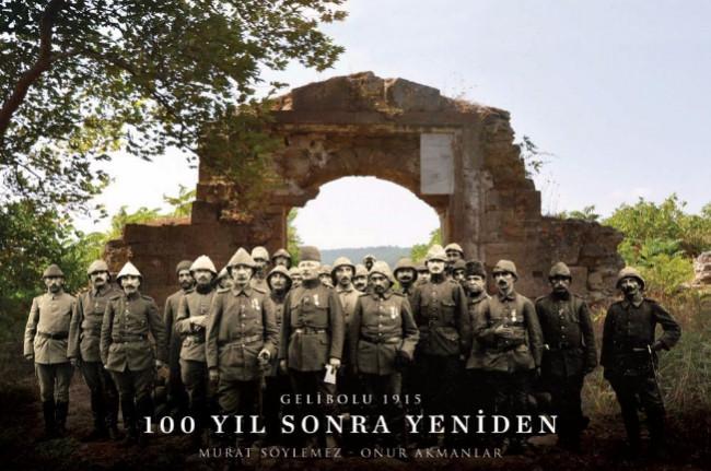 100 yıl sonra yeniden: Gelibolu 1915
