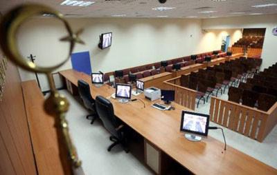 İşte Ergenekon duruşmasının yeni salonu