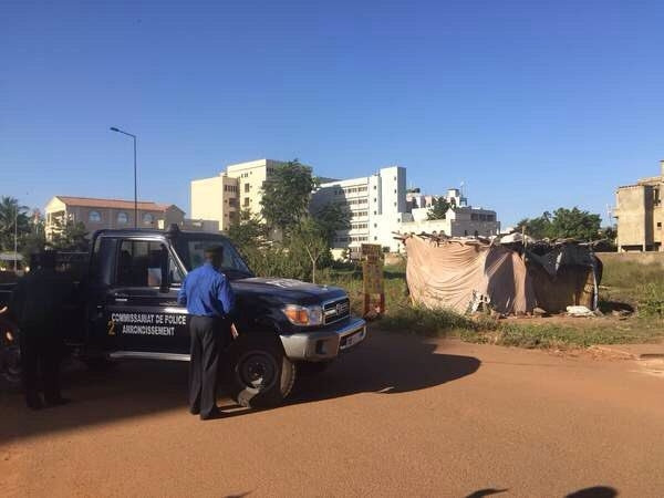 Bamako'dan ilk kareler