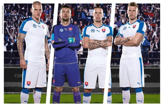 Euro 2016 formaları çok beğenildi