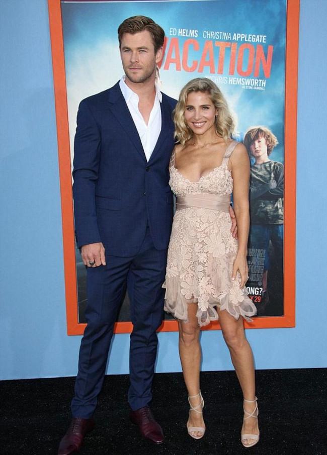 Chris Hemsworth tanınmayacak hale geldi!