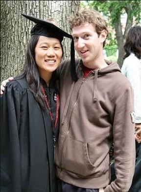 Mark Zuckerberg'in eşi Priscilla Chan kimdir