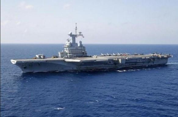 Charles de Gaulle uçak gemisi özellikleri
