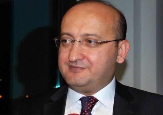 Yalçın Akdoğan Kimdir (Başbakan Yardımcısı)