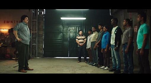 Şahan Gökbakar'ın yeni filmi Osman Pazarlama'dan ilk kareler